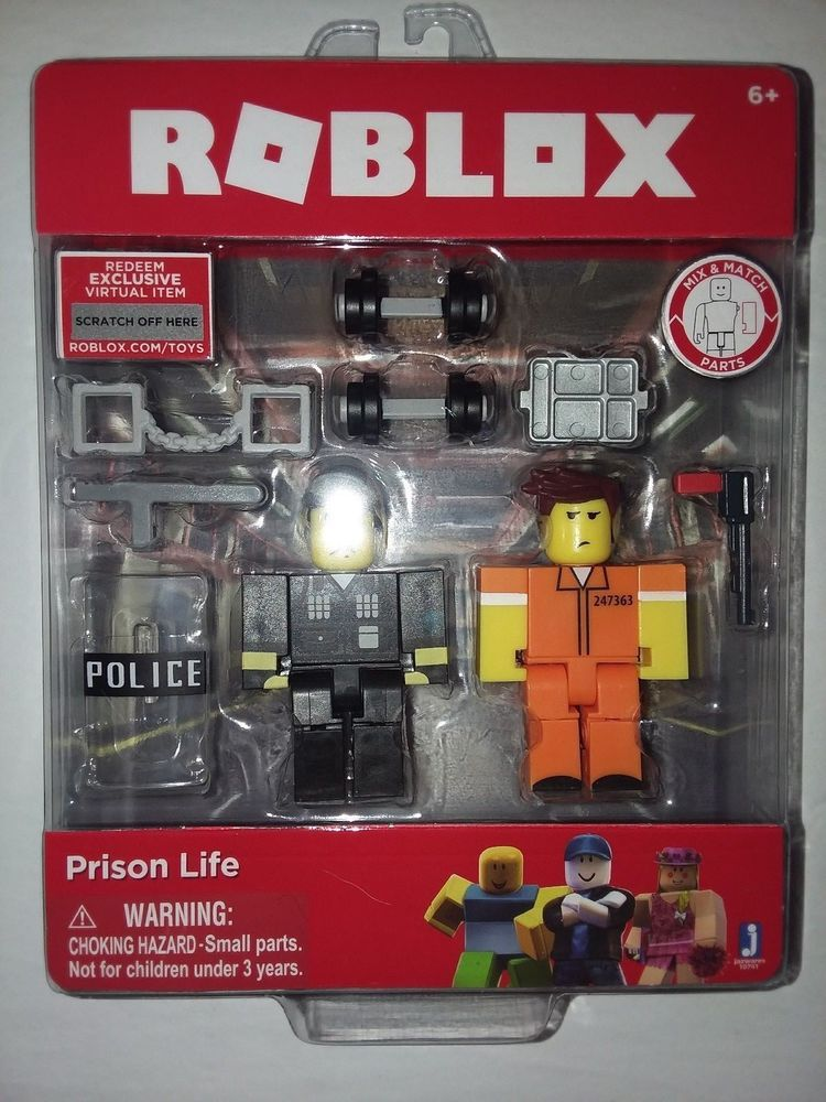Action- & Spielfiguren Roblox Prison Life Game Pack