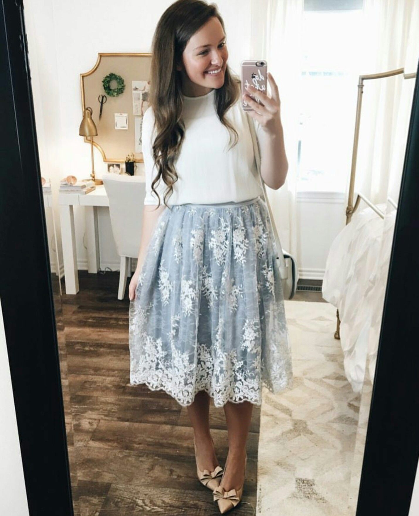 Love this❤️❤️ | Fashion, Modest outfits, Pretty skirts