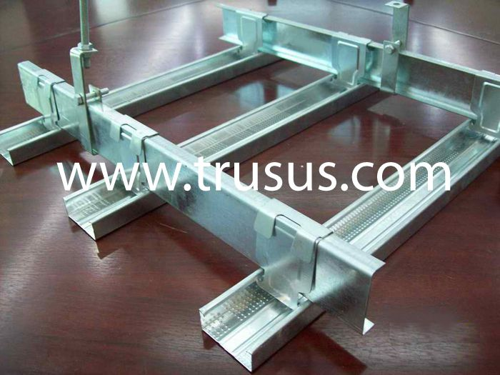 Time To Source Smarter Steel Channel Metal Buildings False Ceiling