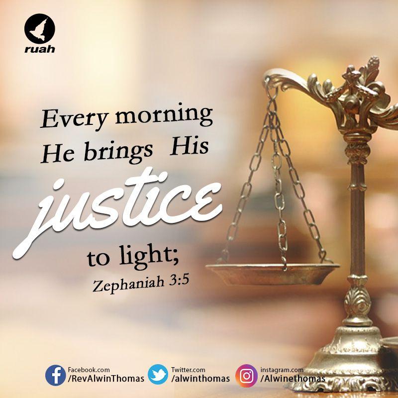 Zephaniah 3 5 Niv Dailybreath Ruah Ruahchurch Promiseverse Promiseoftheday Blessingword Wordofgod Every Mo Blessing Words Words Of Jesus Word Of God
