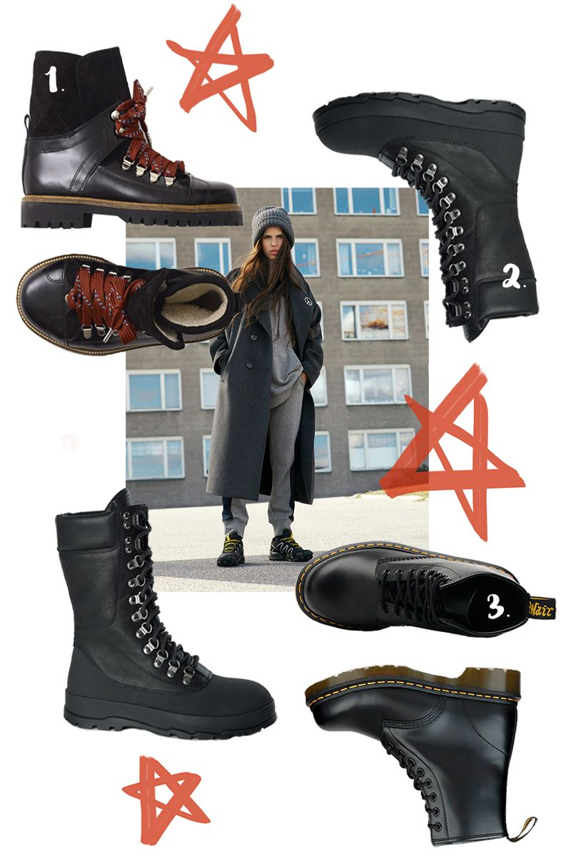 Must Have: Utility Boots