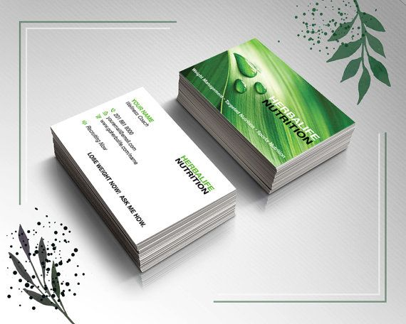 Inspired By Successful TAB Team Distributors Your Business Cards Sets You