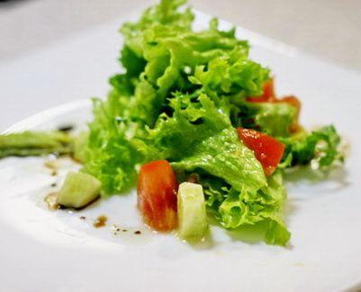 Салат из авокадо с бальзамическим уксусом фото 5