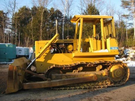 Pin by Rock & Dirt on Dozers | Crawler tractor, Tractors, Heavy