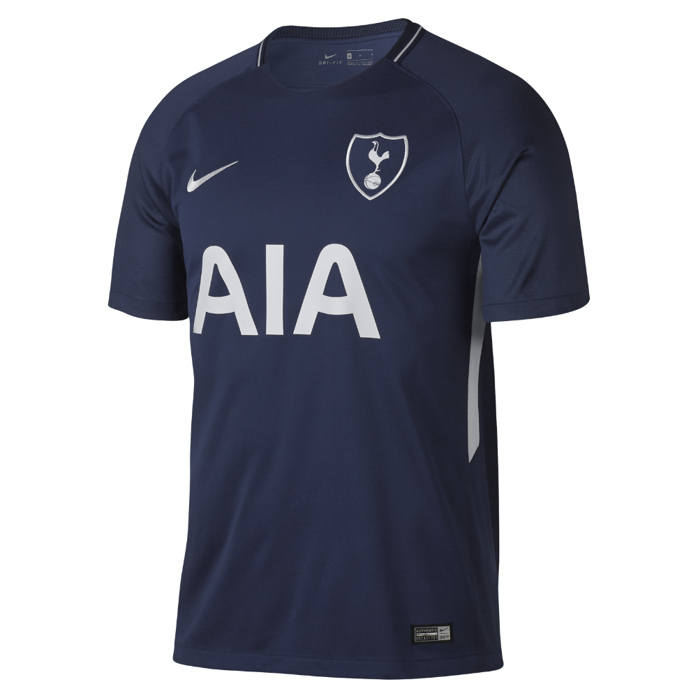 pick up 7107a f92b7 Nike 2017/18 Tottenham Hotspur FC Stadium Away Men's Soccer ...