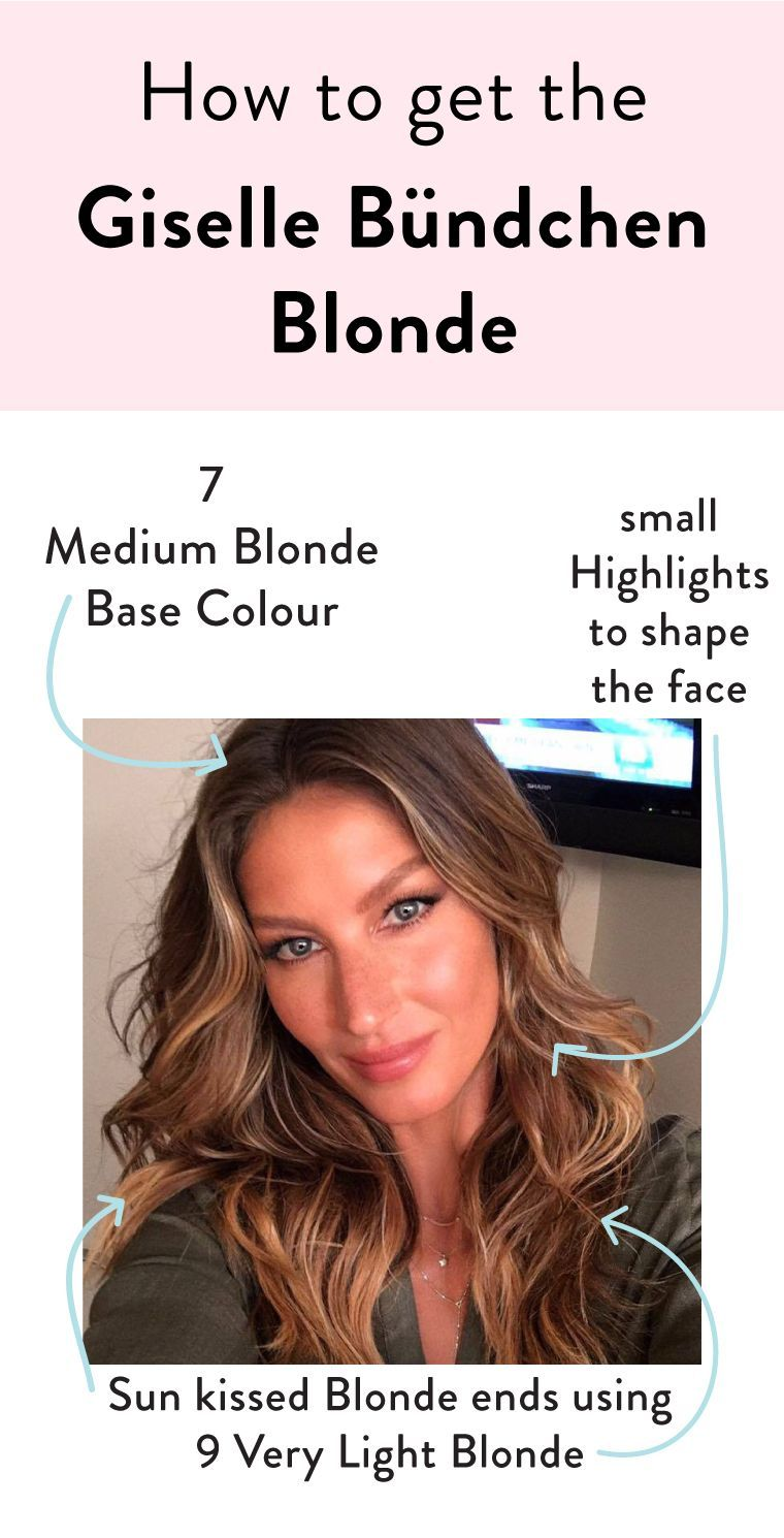 How To Get The Giselle Bundchen Blonde In 2020 Gisele Hair Blonde Ends Dark Blonde Hair Color