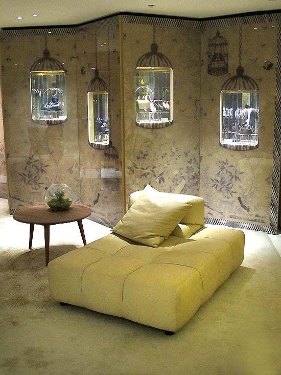 Dã¤Nisches Design Sofa | The Mandarin Oriental Barcelona Foreign Living Pinterest