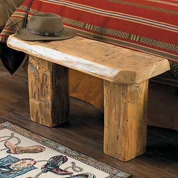 5589050501 Reclaimed Barn Beam Bench Old Barn Wood