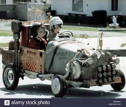 Little Rascals Race Car Name