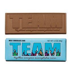 TEAM 2x 5 Chocolate Bar