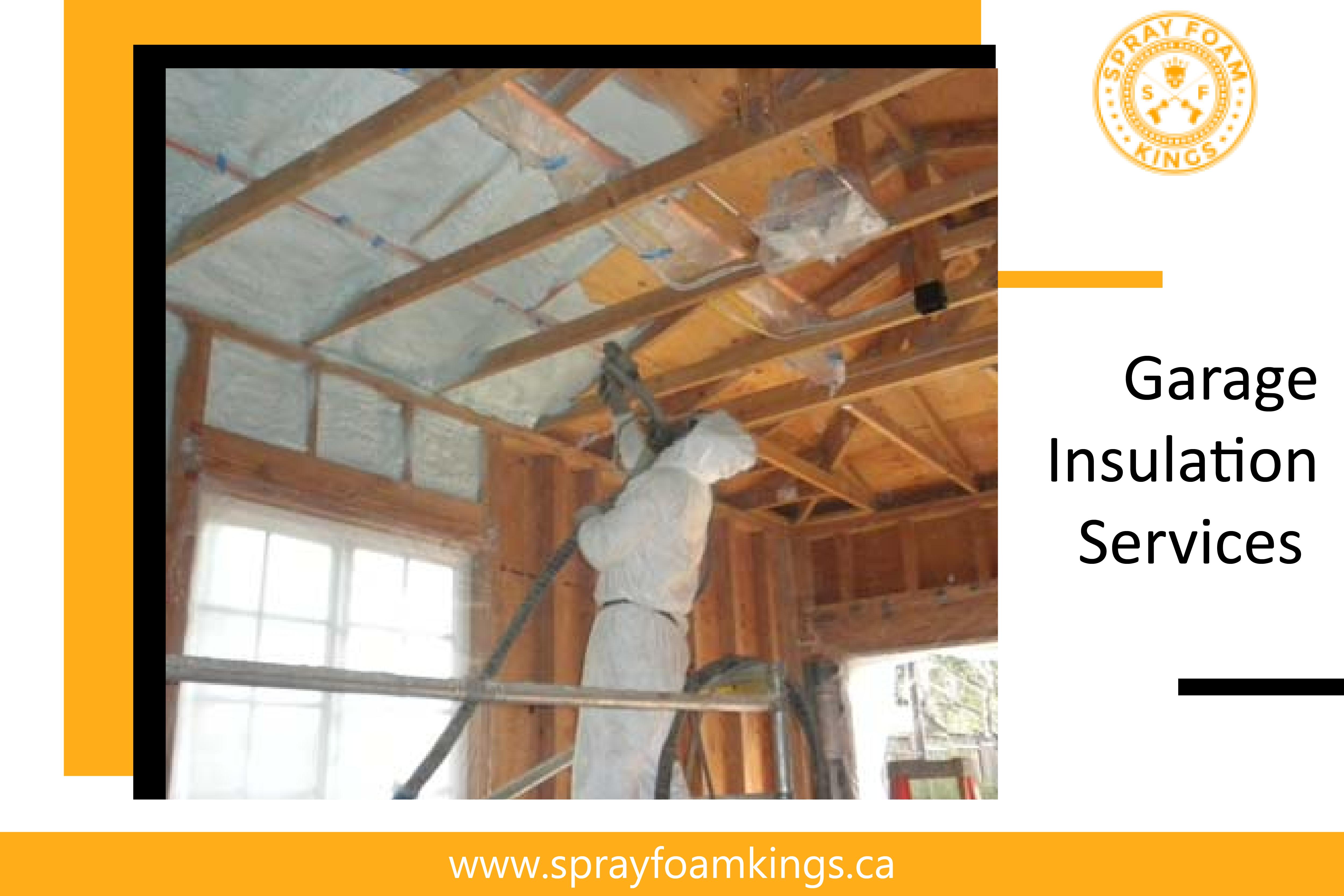 Garage Insulation In 2020 Garage Insulation Spray Foam Insulation