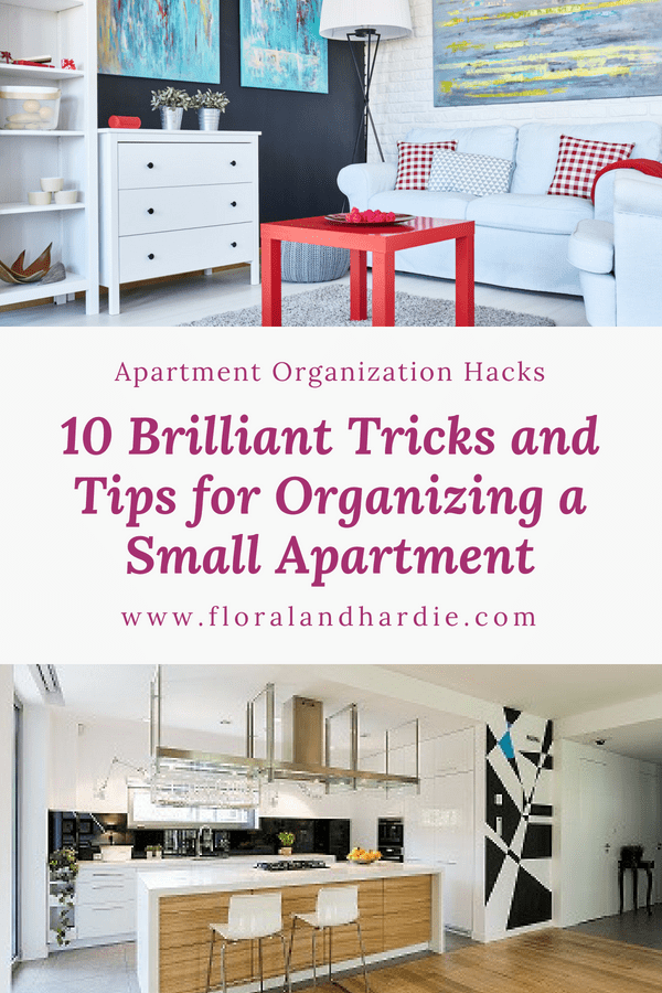10 Brilliant Tricks and Tips for Organizing a Small ...