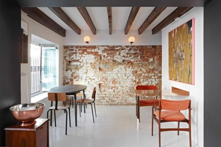 Mulberry U0026 Prince Restaurant By Atelier Interiors, Cape Town U2013 South Africa  » Retail Design