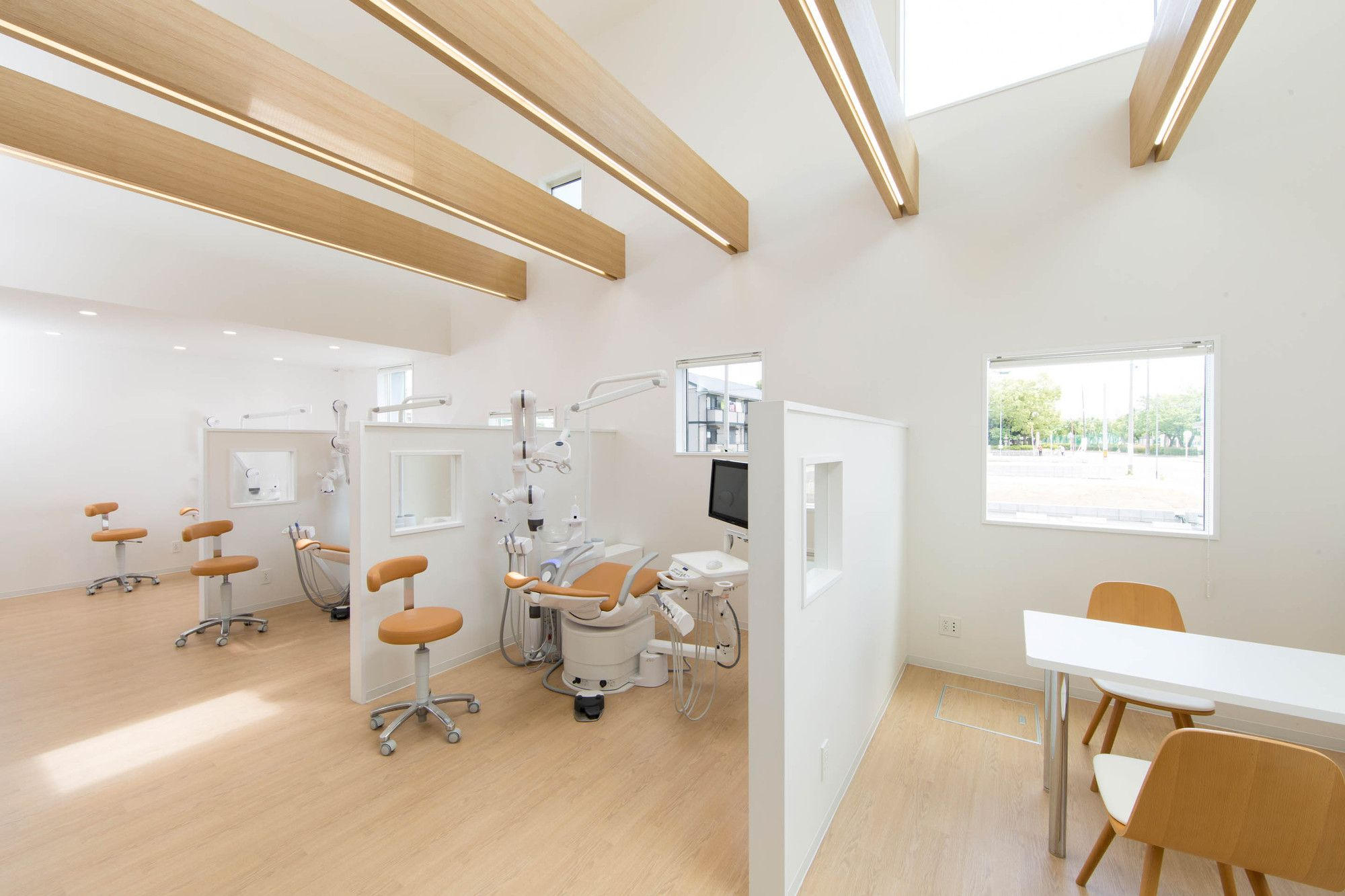 Gallery Of Yokoi Dental Clinic / Iks Design + Msd Office   11