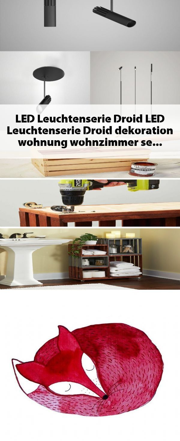 Photo of LED-lysserie Droid #LED # Lysserie #Droid #dekoration #wohnung