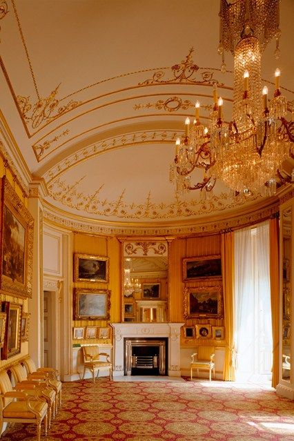 Apsley House Georgian InteriorsHouse