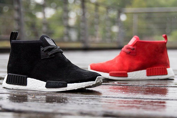 Adidas NMD Chukka, don't get caught out by all the fakes