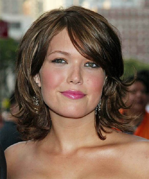 Best Hairstyle For Heavy Face : The 30 best styles for women with thick hair thicker hair bob