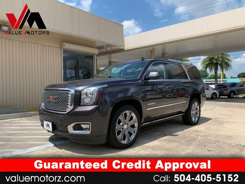Used 2016 Gmc Yukon Denali 2wd For Sale In Metairie Baton Rouge