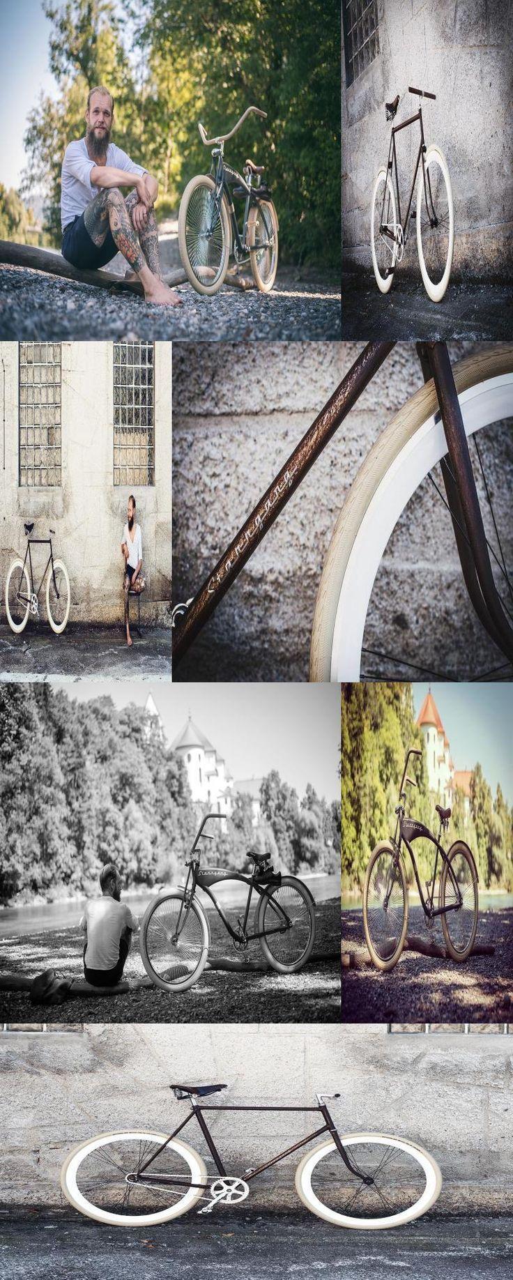 Photo of Die Starrgang Manufaktur haucht alten Fahrrdern neues Leben ein #Die #Starrgang …