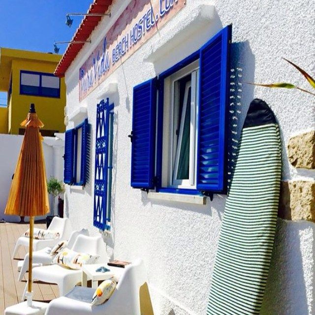 Instagram Photo By Pura Vida Beach Hostel Aug 25 2015 At 10 10am Utc Hostel Peniche Pura Vida