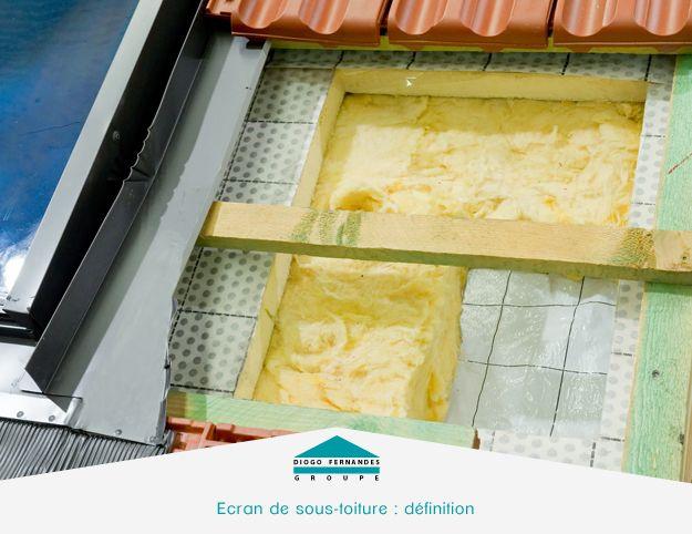 Ecran de sous-toiture  définition et utilité   wwwdiogofr - qu est ce qu une maison bioclimatique