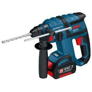 Hervorragend Bosch Akkubohrhammer GBH 18 V-LI Professional 3,0, blau L-BOXX, 2x  DW23