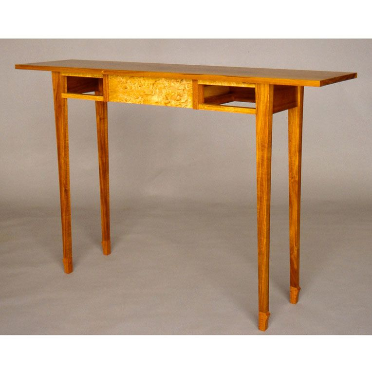 Contemporary Hall Table hall console tableanton gerner - bespoke contemporary