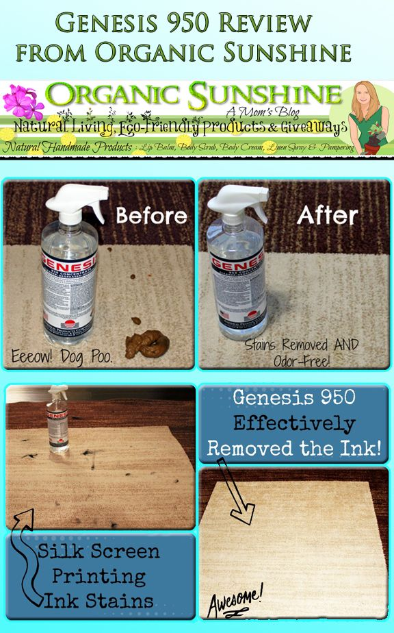 1 Gallon Genesis 950 Free Spray Bottle Genesis 950 Concentrate How To Clean Carpet Tough Stain Remove Pet Stains