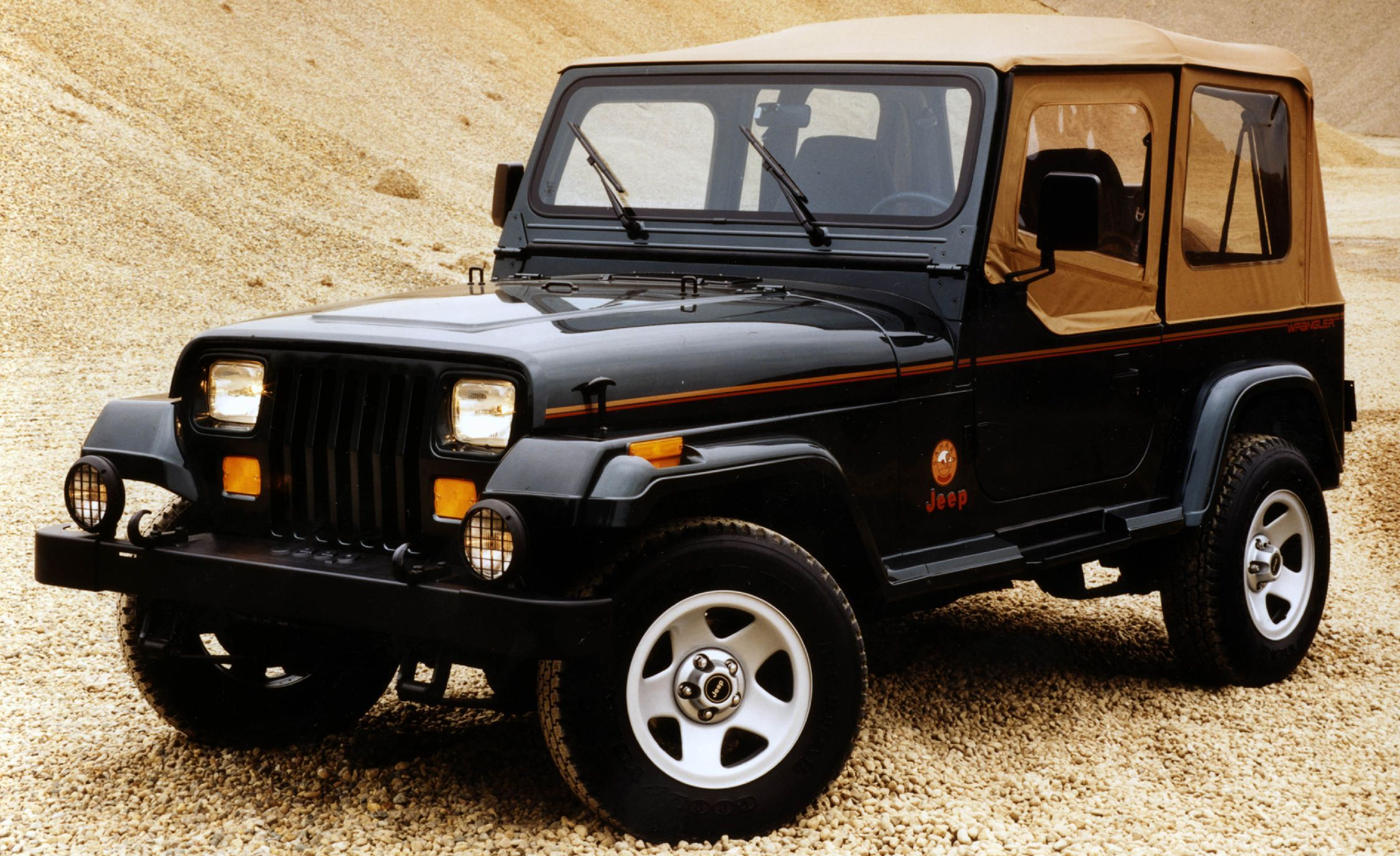 The Complete Visual History Of The Jeep Wrangler From 1986 To