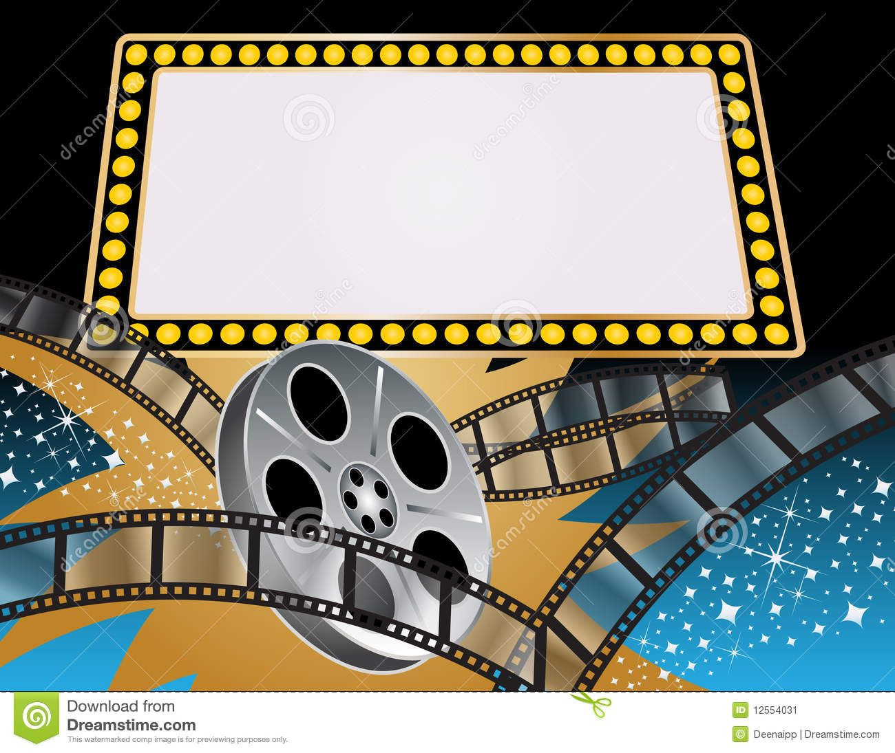 Pix For > Broadway Marquee Clipart | Graduation | Movies ...