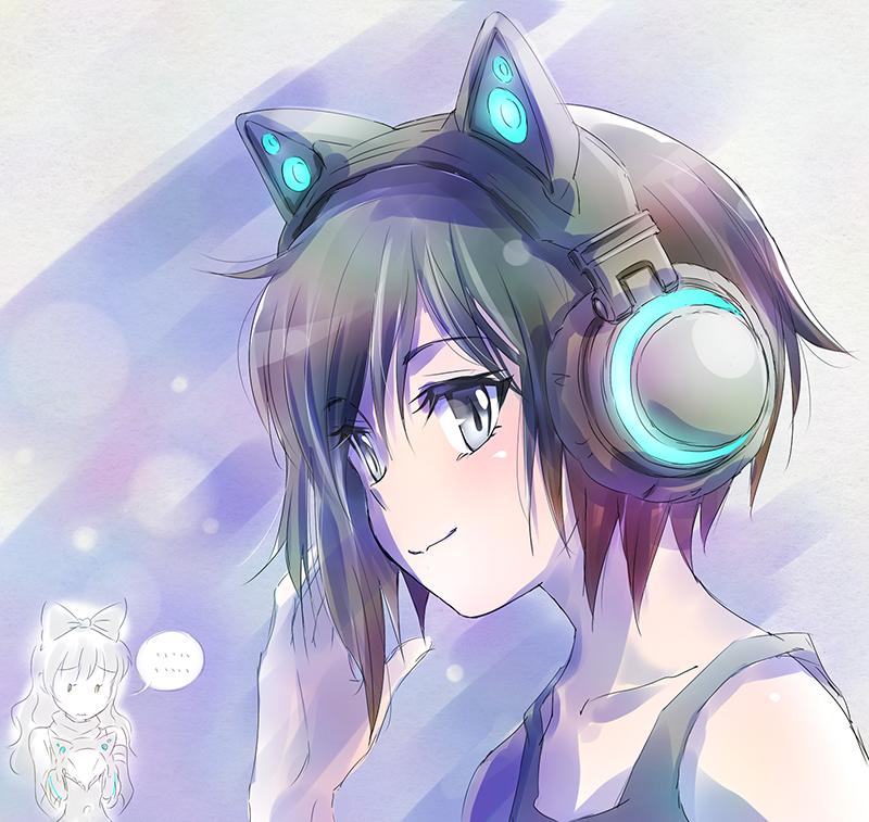 いえすぱ on Anime, Anime music, Kawaii anime