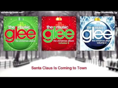 Christmas music playlist - all from the Glee Cast   Christmas ...