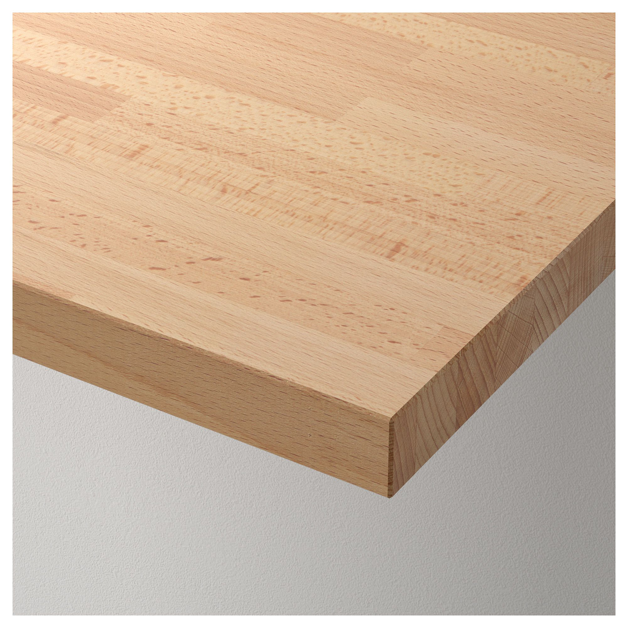 Ikea Gerton Table Top Solid Wood Is A Durable Natural Material