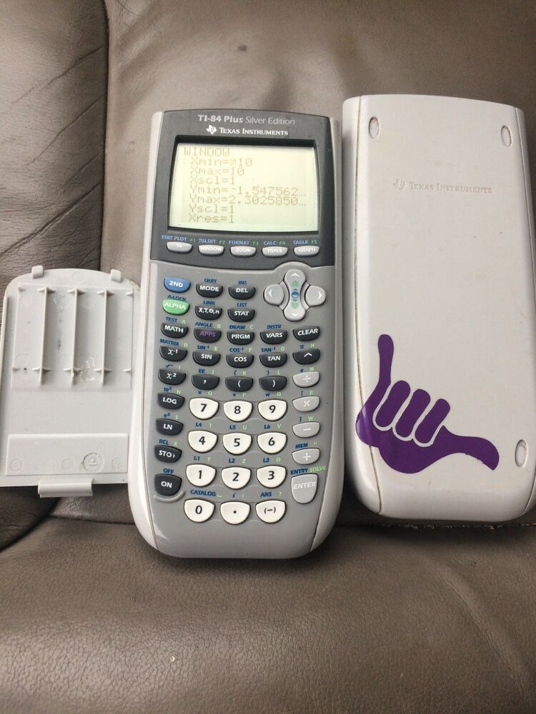 TEXAS INSTRUMENTS TI 84 PLUS GRAPHING CALCULATOR ONLINE FREE