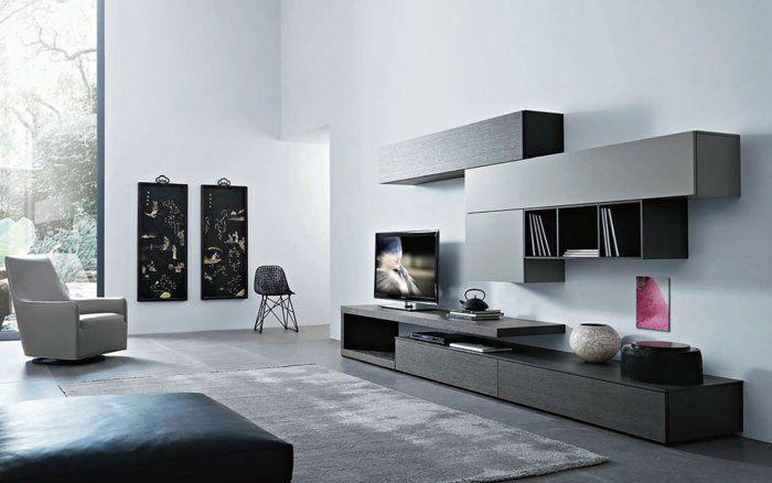 IKEA Wohnwand BESTÅ - ein flexibles Modulsystem mit Stil | deko ...