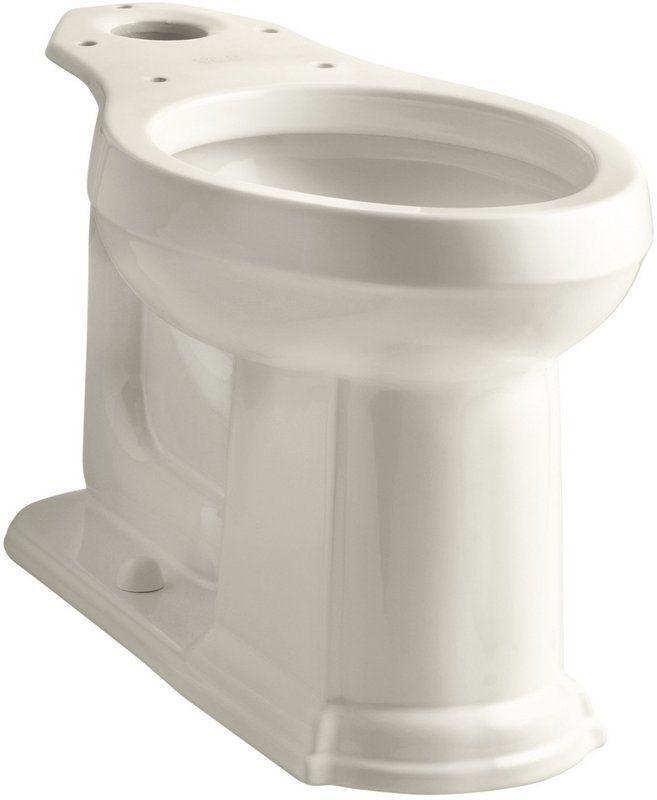 Kohler K 4397 Kohler Devonshire Toilet Bowl Chair Height