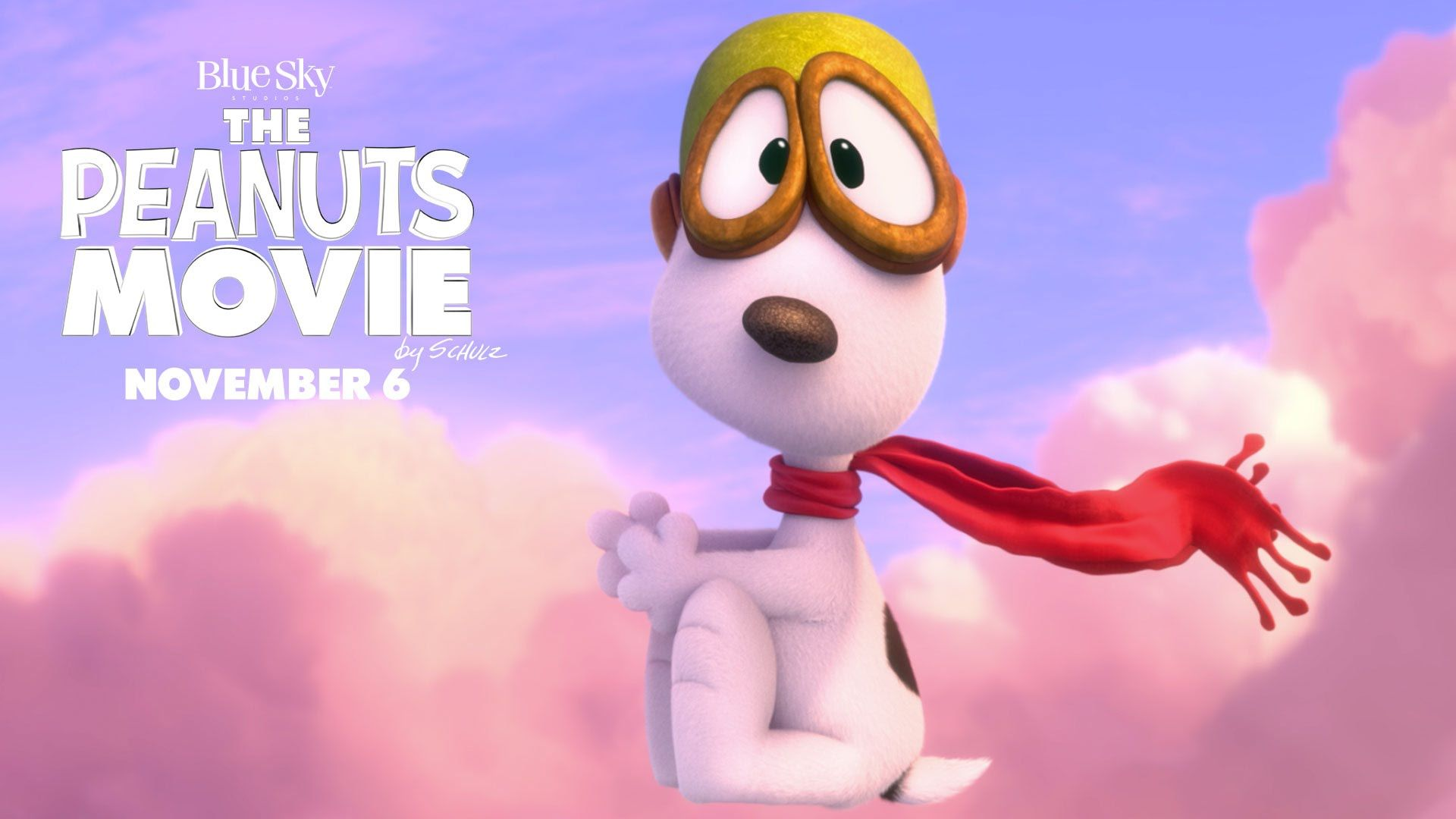 The Peanuts Movie The Red Baron Hd 20th Century Fox Movies
