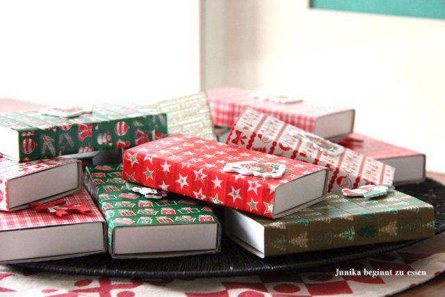 Ein Junika-DIY-Adventkalender Quicktipp: Mit gutem Zweck