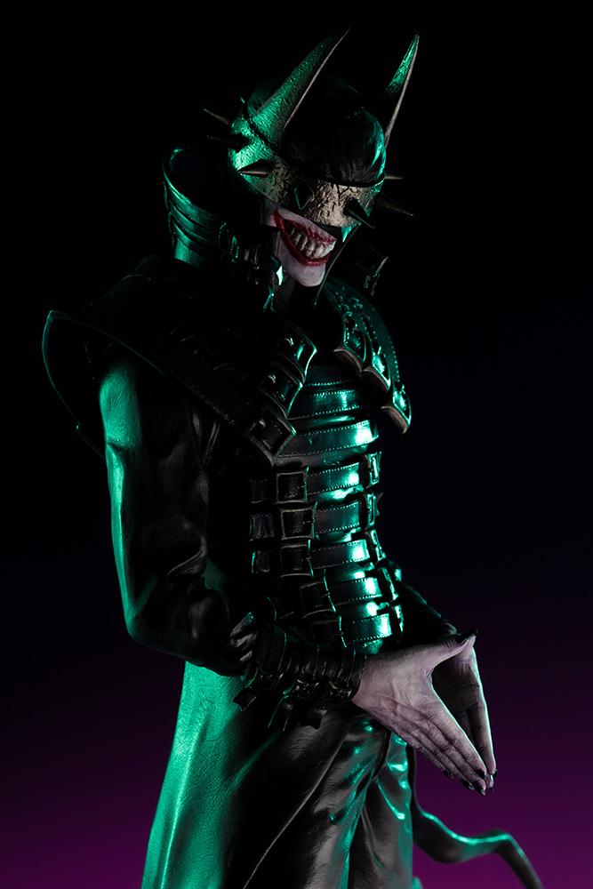 Kotobukiya DC Comics Elseworld Series Batman Who Laughs ARTFX Statue