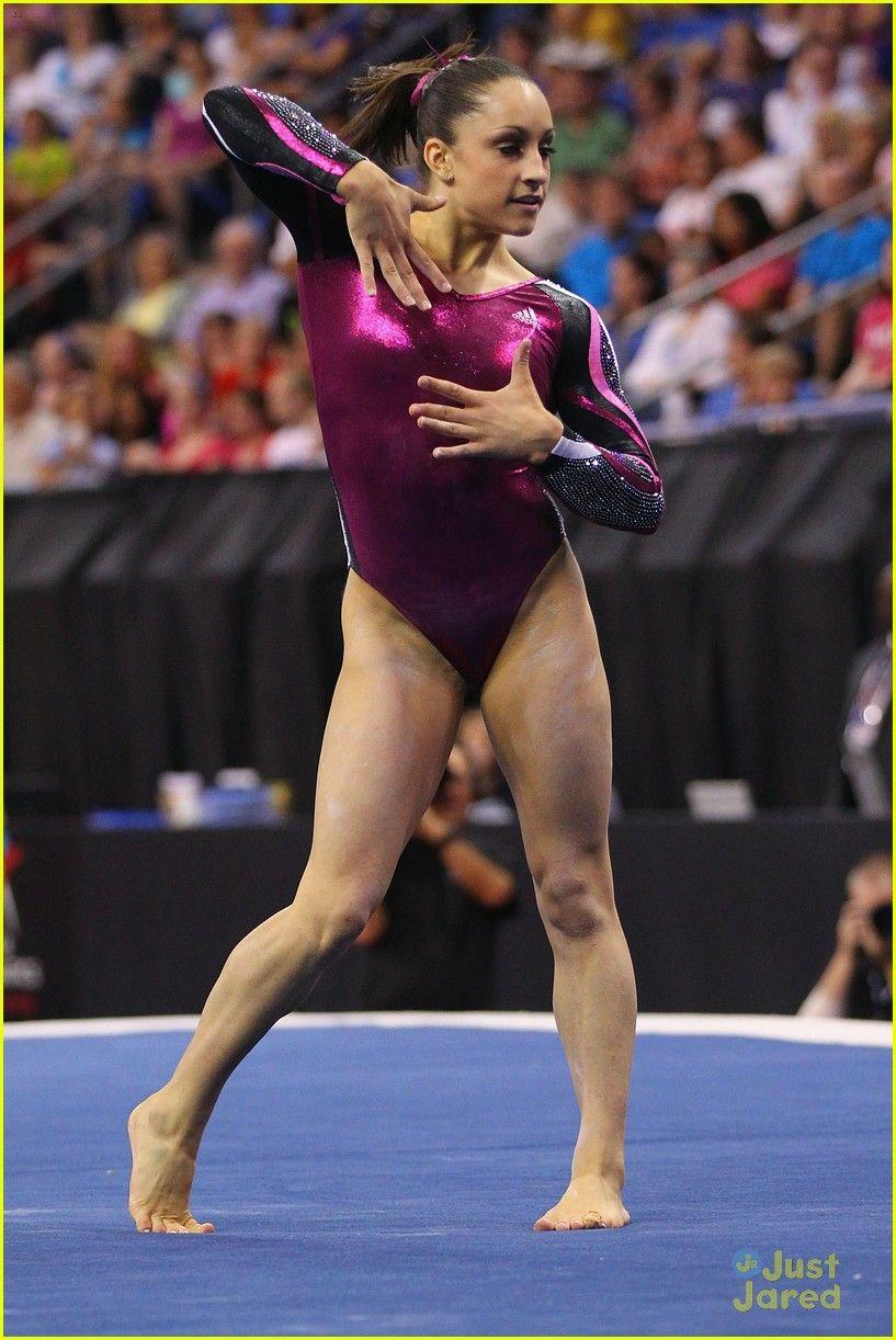 lucky lady gymnastics meet 2012