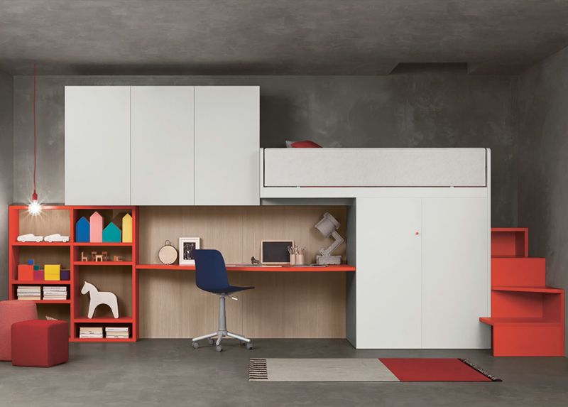 Nidi Modern Children S Modular Furniture A Stunning Collection Of Beautifully Simple Considered But Playful