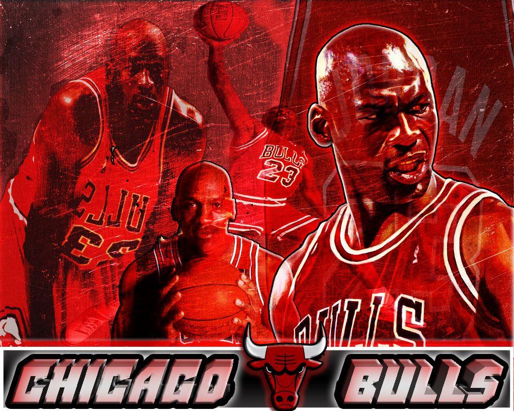 Wallpaper Chicago Bulls Michael Jordan Chiquinho