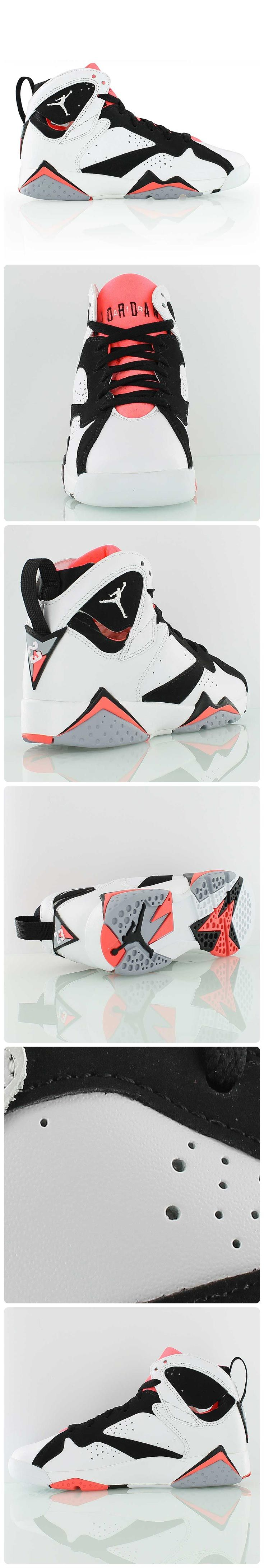 """Air Jordan 7 Retro GG """"Hot Lava"""" exclusively for all the Jordan girls out there"""