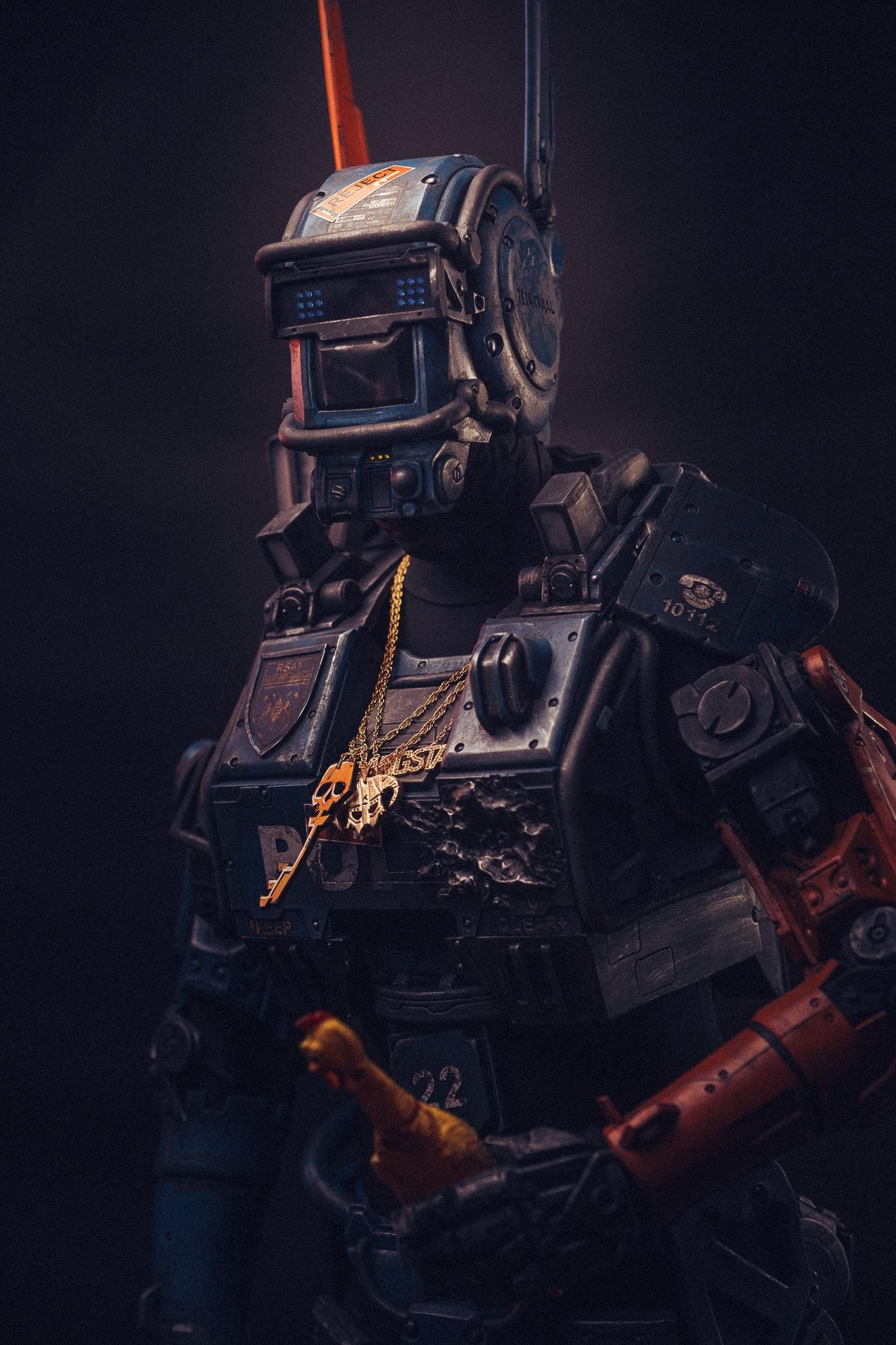 Self My Chappie Cosplay Photography By Eosandy Robot Wallpaper Fallout Concept Art Cool Robots