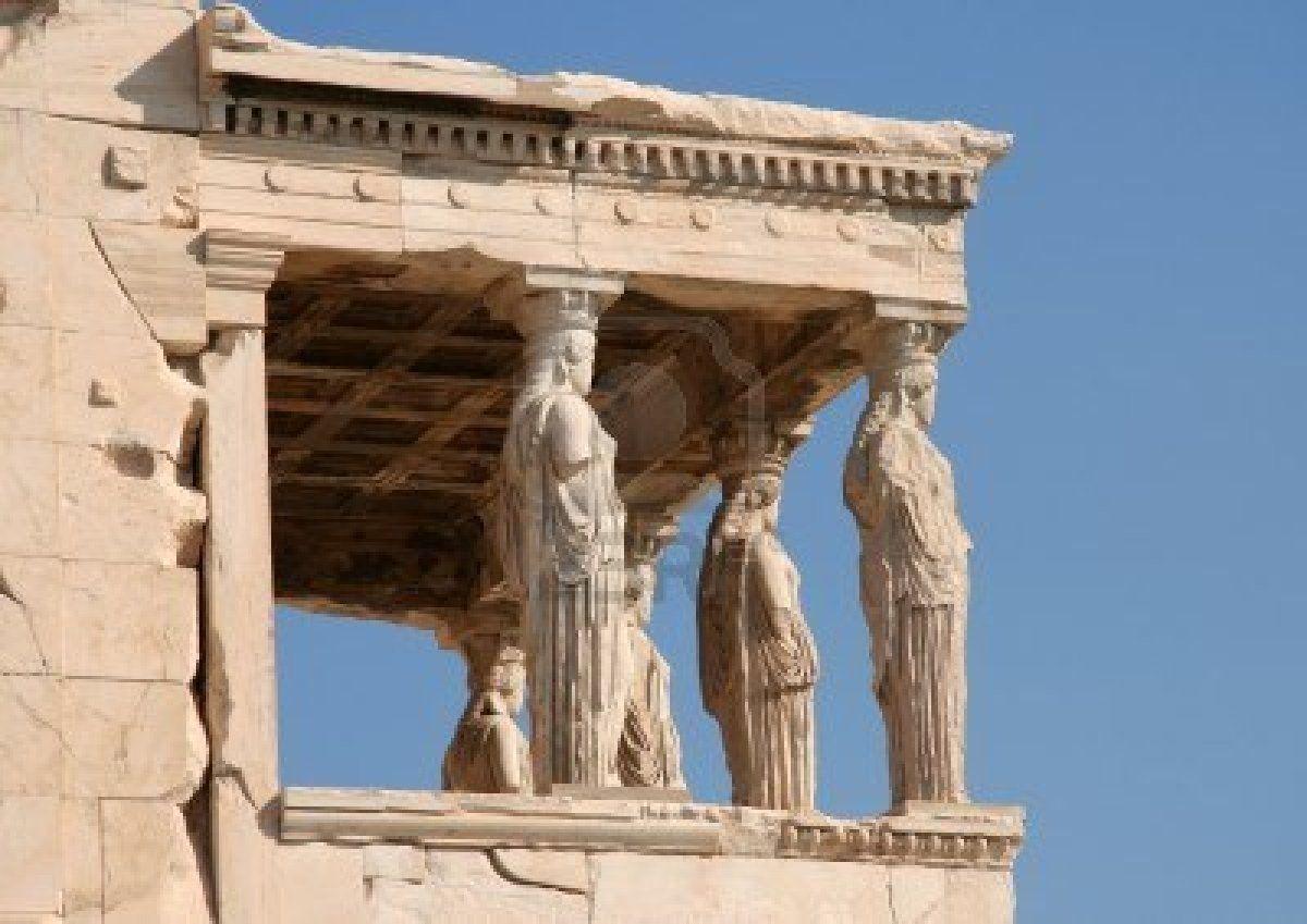 Architecture classique de la gr ce antique grecia for Architecture classique