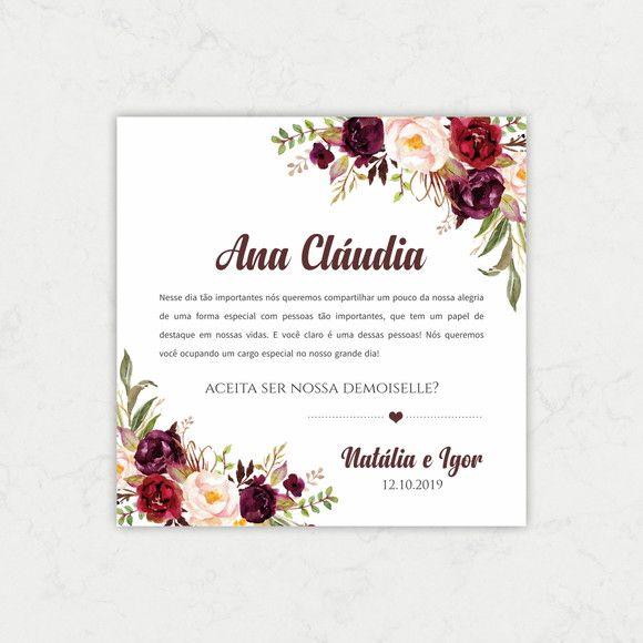 Pin De Cris Abf Em Convites De Casamento Artesanais Convite De