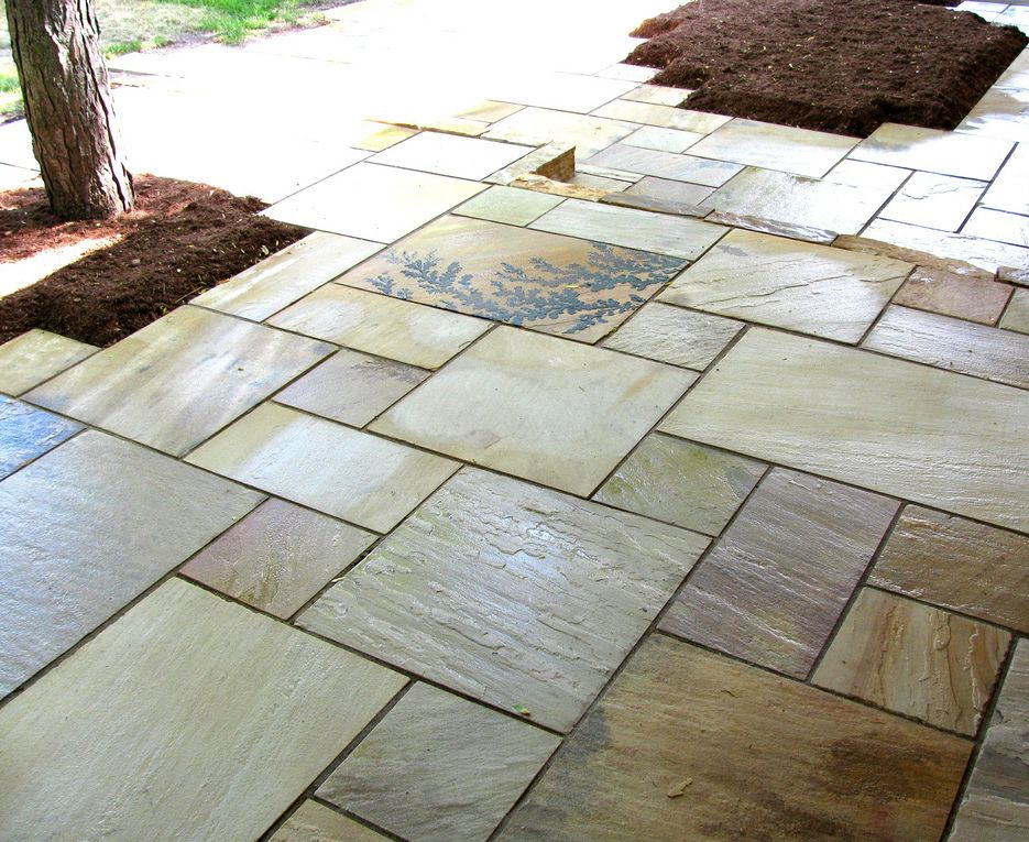 Having A Stone Patio Really Is A Great Way To Make The Most Of An Outdoor  Space. And They Are Not Just A Summer Pleasantry Too, With Pati.