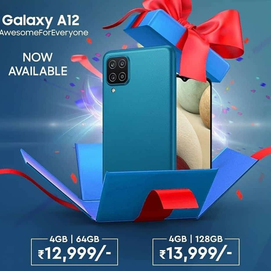 Galaxy A12 Offer Mobile Shop Near Me Mobile Store Near Me Mobile Store Near Me Mobile Showroom In 2021 Mobile Shop Home Appliance Store Mobile Store