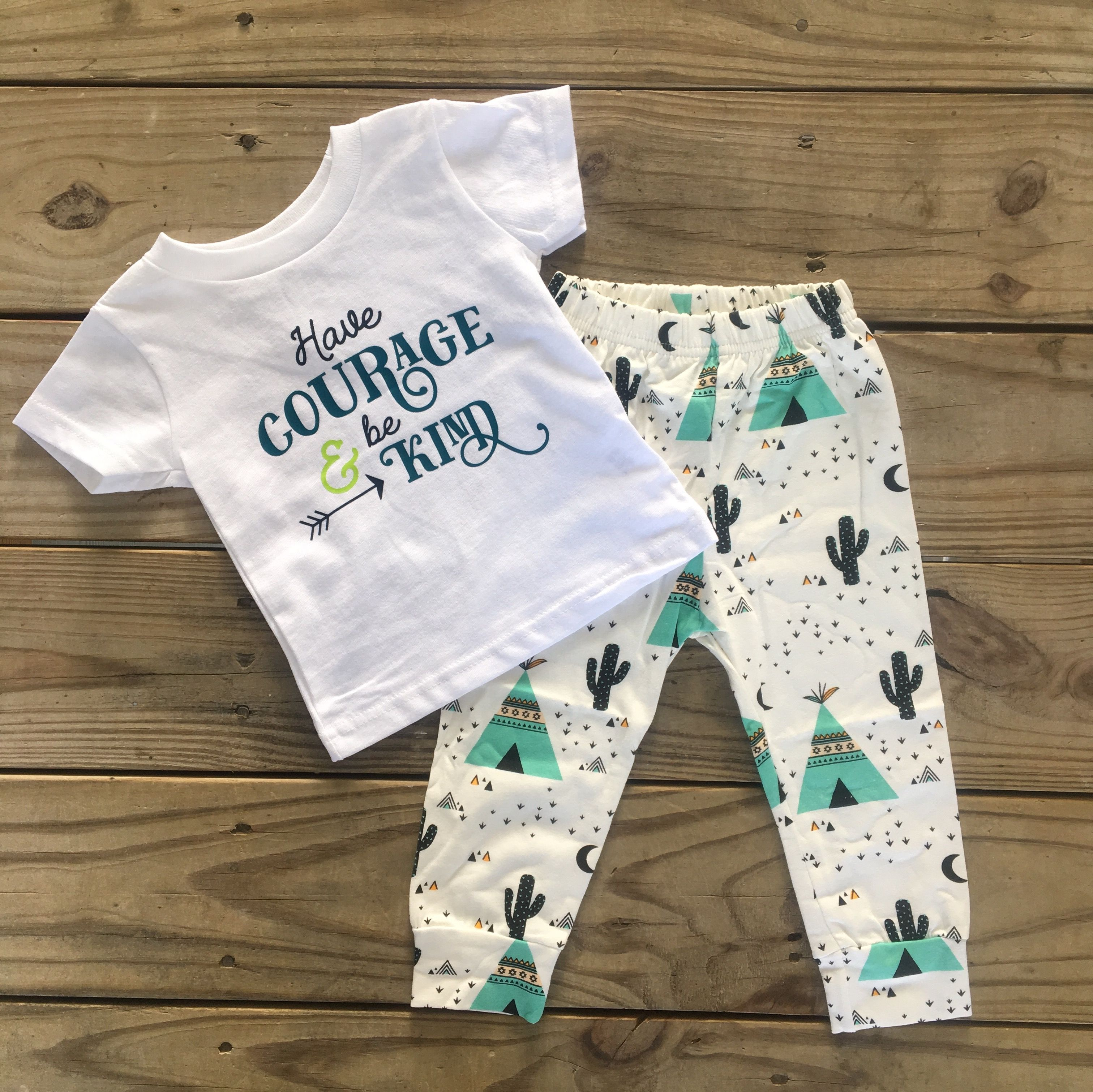 Cactus Teepee leggings SOLD OUT